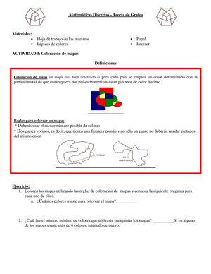 Calaméo - Talleres-Teorema de los 4 colores