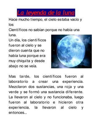 leyendas peruanas para niños pdf