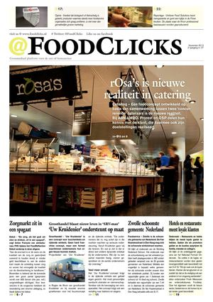 Foodclicks magazine november 2013