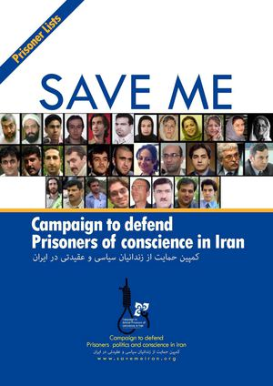 prisoner Lists new - Campaign to defend  Prisoners of conscience in Iran