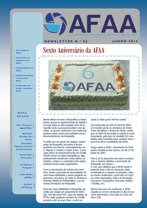 Newsletter AFAA 02