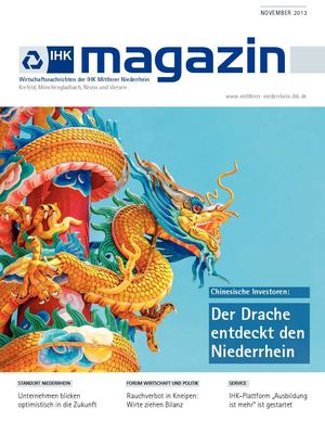 IHK Magazin November 2013