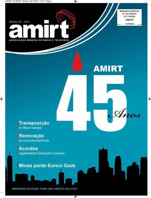 Revista AMIRT 181 Set/Out