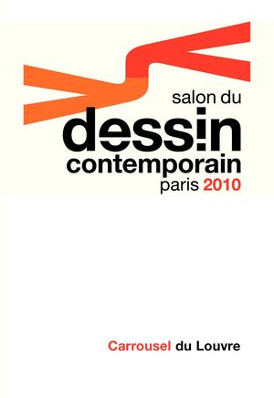 Catalogue du Salon du dessin contemporain 2010