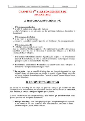 INITIATION AU MARKETING [AGEC-ESAM]