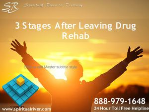 3 Stages After Leaving Drug Rehab