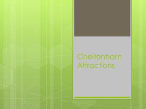 Cheltenham Attractions
