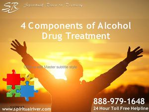 4 Components of Alcohol Drug Treatment
