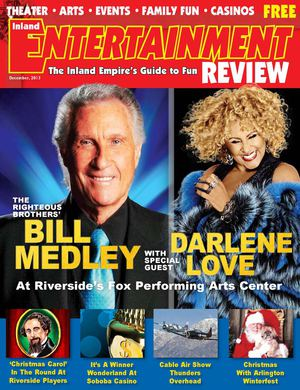 Inland Entertainment Review, December 2013