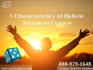 5 Characteristics of Holistic Treatment Centers