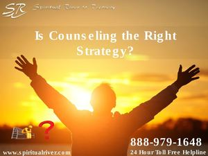 Is Counseling the Right Strategy