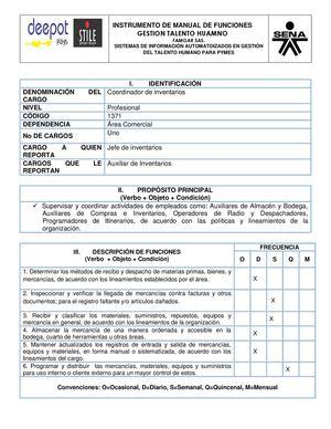 Calaméo manual de funciones coordinador de inventarios.