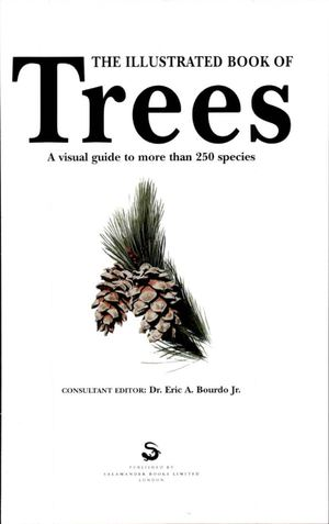 Illustrated Book of Trees - Kilroy