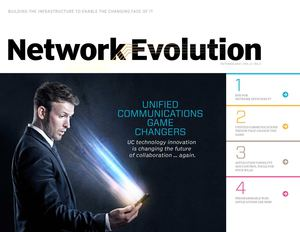 Network Evolution October 2013