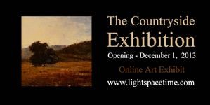 Countryside 2013 Online Art Exhibition - Event Postcard
