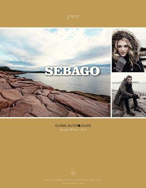 Sebago AW2014 Global Buyers Guide