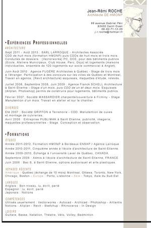 Calamo cv lettre de recommandation roche jean rmi cv lettre de recommandation roche jean rmi altavistaventures Choice Image