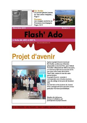 Flash' Ado Décembre 2013