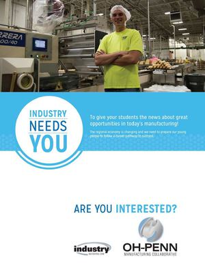 Oh-Penn Manufacturing Counselor Brochure