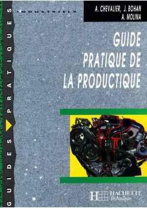 guide technicien productique gratuit