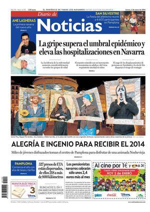 Calamo Diario De Noticias 20140102