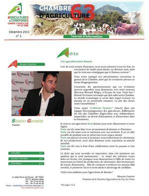 Calaméo - Journal Chambre Agriculture 10 - 10