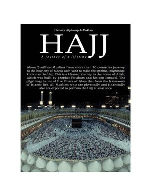 Calaméo - Importance of Hajj and Deluxe hajj packages in UK