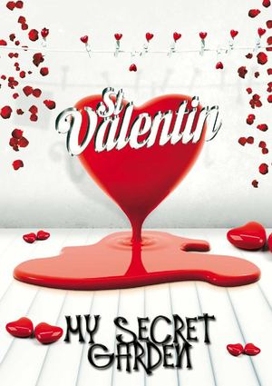 CATALOGUE ST VALENTIN MY SECRET GARDEN 2014
