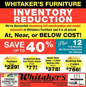Whitakers 012014