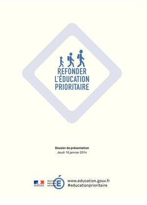 refonder l education prioritaire