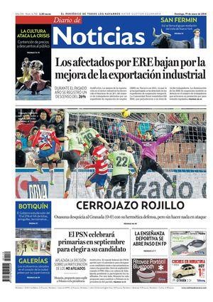 brand new 1dca6 2e153 Diario de Noticias 20140119