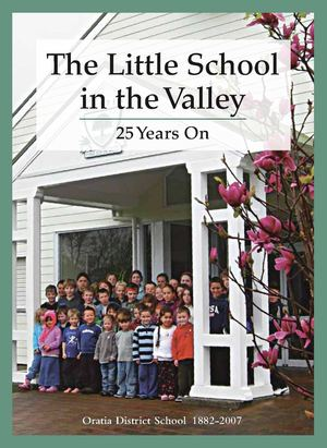 Oratia School - The little school in the valley 25 years on