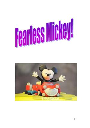 Fearless Mickey