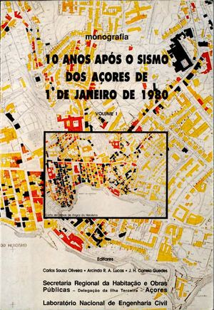 5f5484eedba Calaméo - Monografia 10 anos após o sismo de 1-01-1980 - Volume I