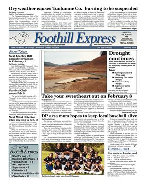 Foothill Express - February 2014