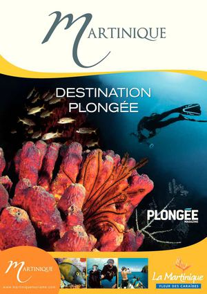 Martinique Destination Plongée