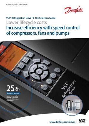 danfoss compressor selection guide pdf
