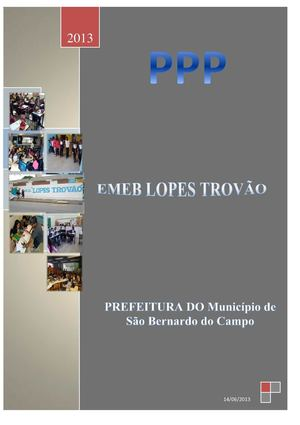 404ebeda260 Calaméo - PPP LOPES TROVAO 2013 homologado