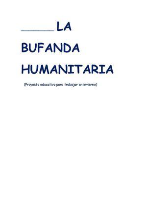 Calaméo La Bufanda Humanitaria