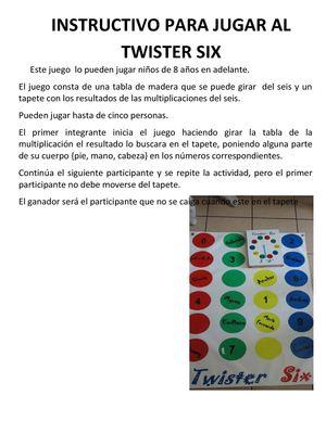 Calameo Instructivos Juegos De Matematicas
