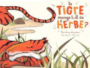 """Résultat de recherche d'images pour """"TIGRE MANGE T4IL DE L4HERBE"""""""