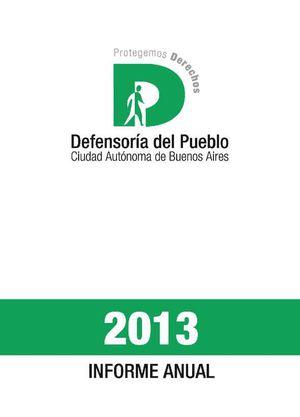Calaméo - Un año de trabajo: Informe Anual 2013