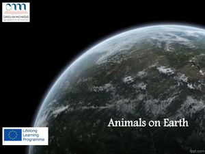 Animals on Earth by Helena Santos - 11CT1.pdf