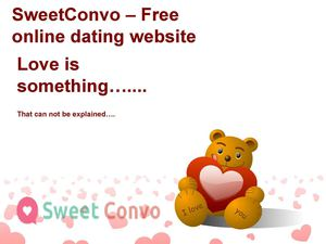 Sweet Convo - Love is Something