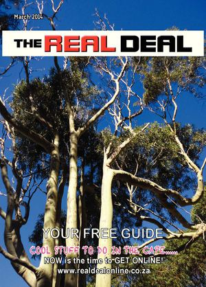 REAL DEAL MAGAZINE MARCH 2014