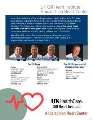 Cardiovascular Care in Eastern Kentucky
