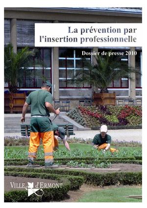Prévention par l'insertion professionnelle