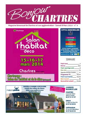 BONJOUR CHARTRES N°4