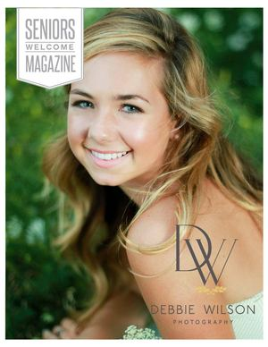 Debbie Wilson Photography Senior Welcome Magazine