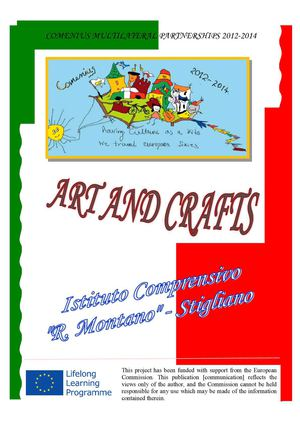 Italian art and crafts